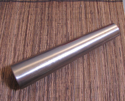 Oval Steel bracelet  mandrel 1/4 thick walls for metal forming - Romazone