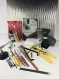 Master Designer Soldering Kit, with my Soldering Setting I DVD, learn torch soldering - Romazone