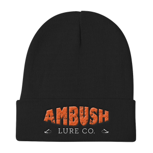 Ambush Lure Co Logo Beanie