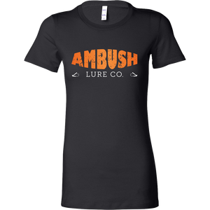 Ambush Lure Co Womens Logo Tee