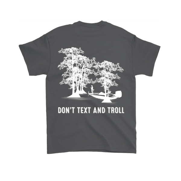 Uncle Terry's Text and Troll Shirt