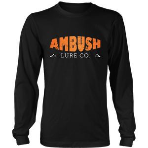 Ambush Lure Co Logo Long Sleeve