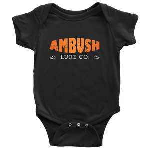 Ambush Lure Co Baby Onsie