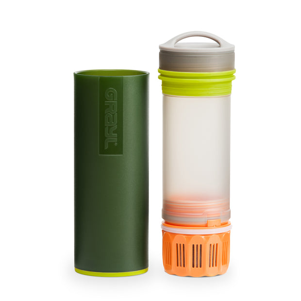 GRAYL Ultralight Purifier Bottle - Green