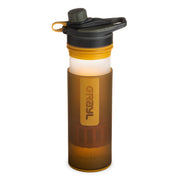 GRAYL® GEOPRESS™ Water Purifier Bottle | Pressing - Coyote Amber
