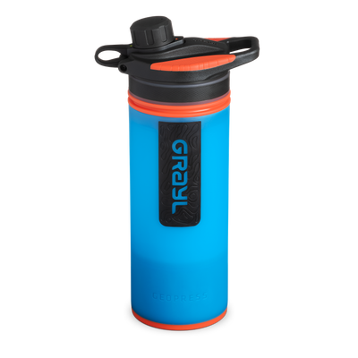 GeoPress Purifier - Chroma - Bali Blue
