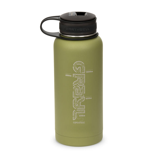 EARTHWELL® x GRAYL Kewler™ Bottle