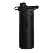 GRAYL® GeoPress® Water Filter & Purifier - Covert Black