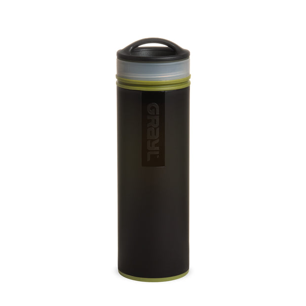 Ultralight Compact Water Purifier - Camo Black