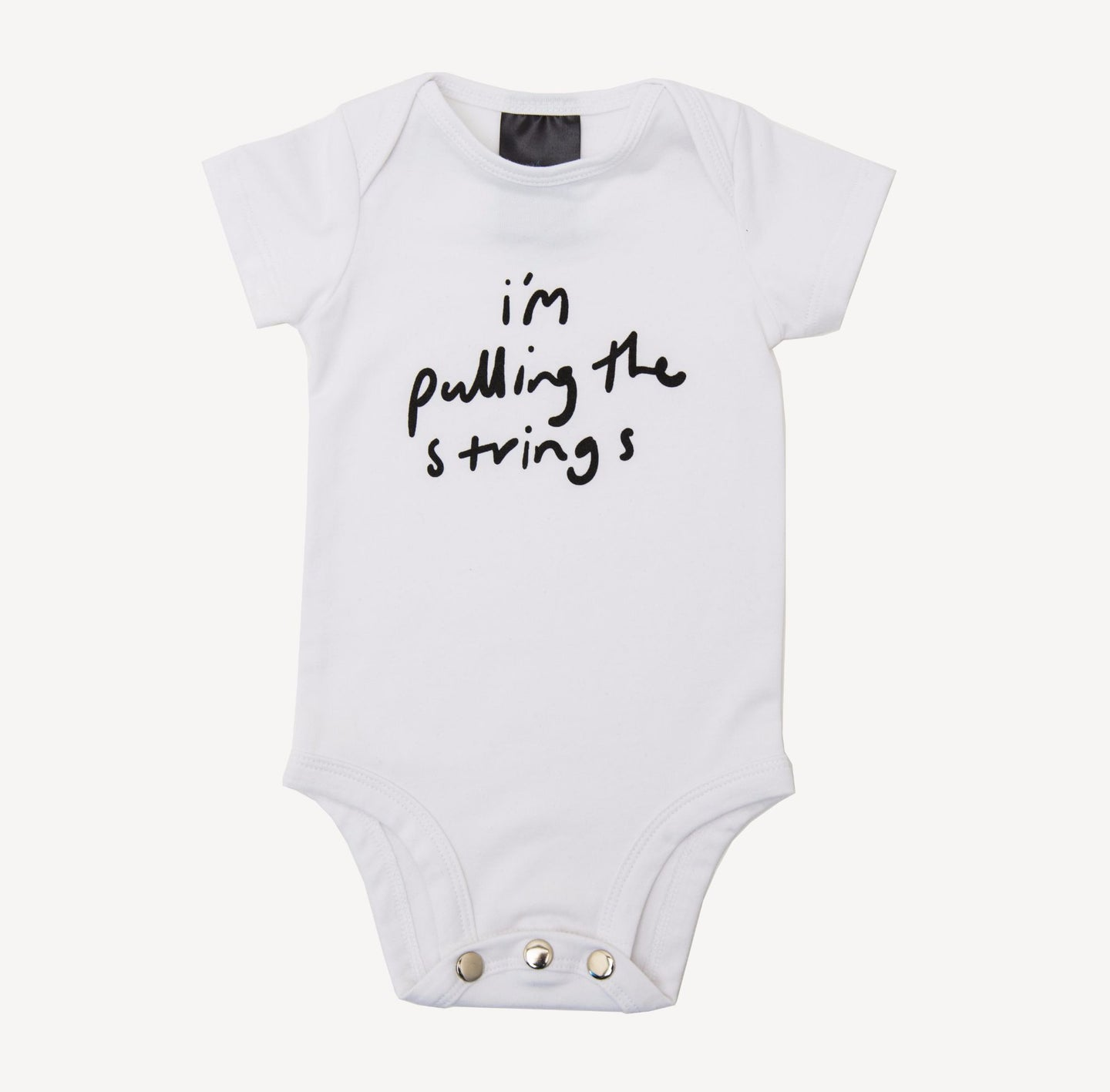'I'm Pulling the Strings' Baby Onesie