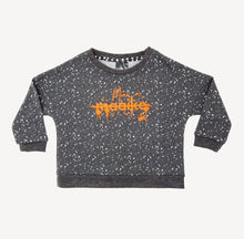Logo Speckle Sweater 1-4Y