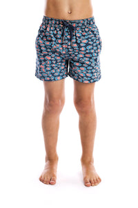 Leopard Swim Short - Kids