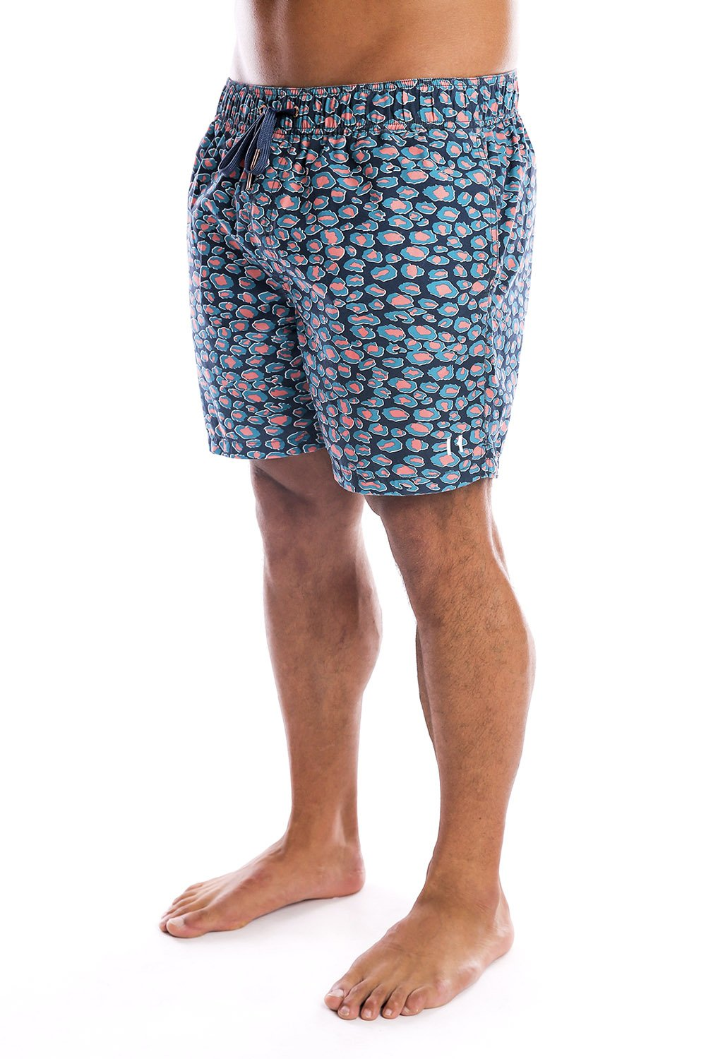 Leopard Swim Shorts - Adult - Modern Tribe, LLC