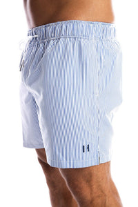 Coastal Pinstripe Swim Shorts - Adult - Modern Tribe, LLC