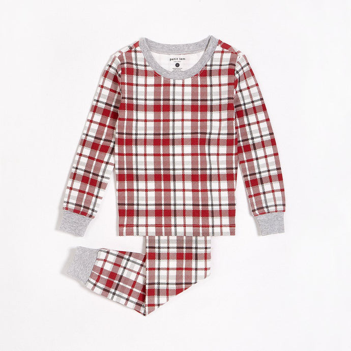 Pajamas - Christmas Plaid
