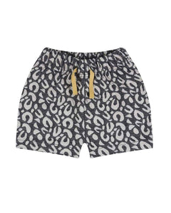Animal Jaquard Shorts
