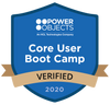 Core User Boot Camp Certification