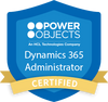 Dynamics 365 Administrator Certificering