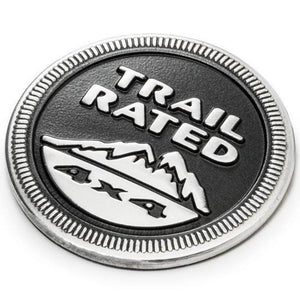 Trail Rated Emblem