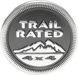TRAIL RATED BADGE