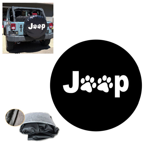 Jeep Spare Tire Covers