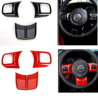 jeep Steering Wheel Decal