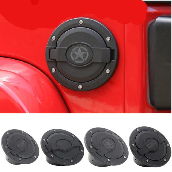 jeep gas cap cover