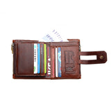 MEN/WOMEN JEEP LEATHER WALLET