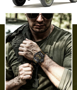 MEN/JEEP WATCHES