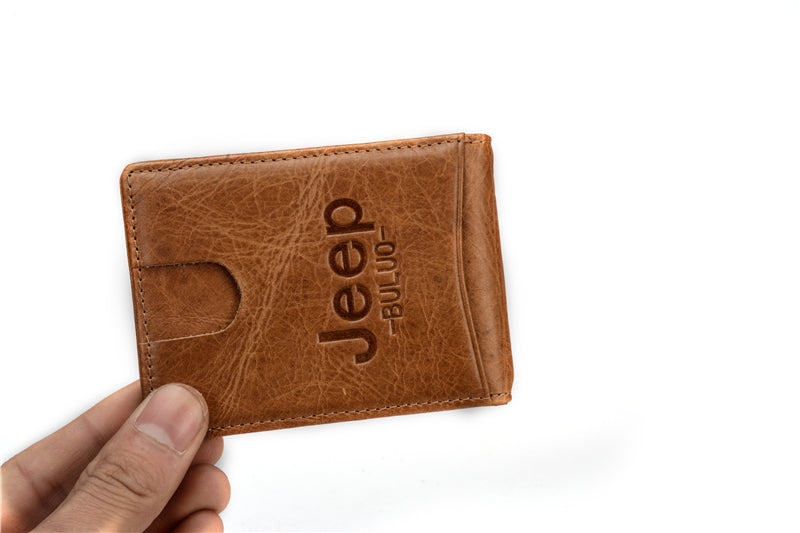 JEEP MEN'S WALLET