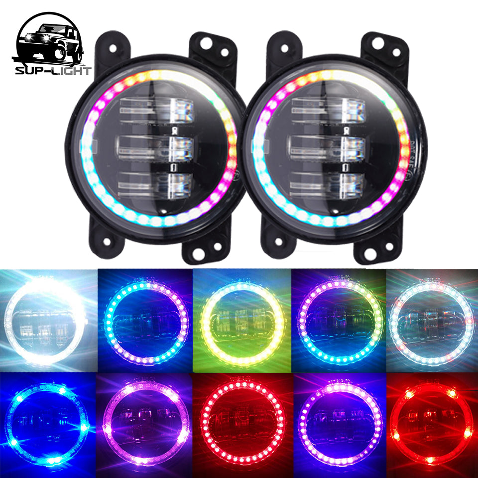 BLUETOOTH FOG LIGHTS