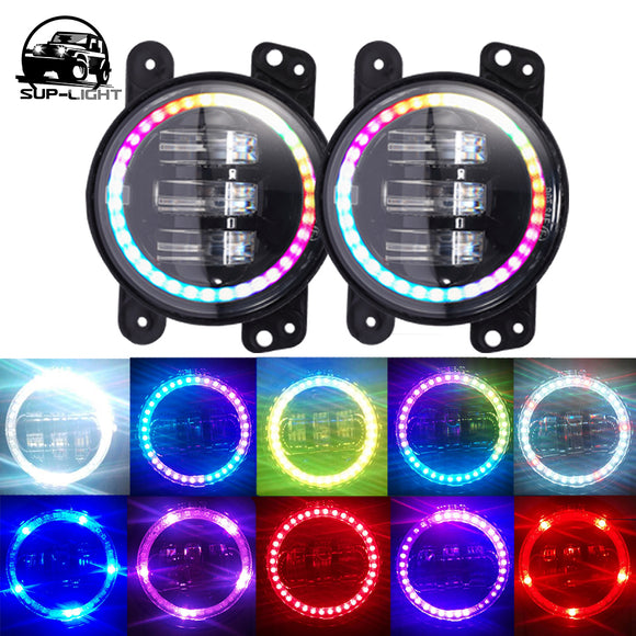 BLUETOOTH ANGEL EYE FOG LIGHTS