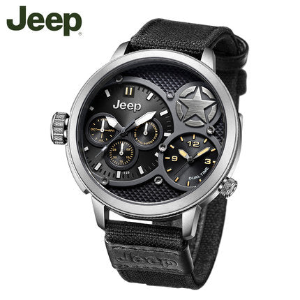 MEN JEEP WATCHES