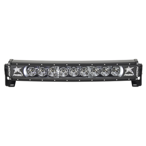 Rigid Industries 20-inch LED Light Bar Curved White Backlight Radiance Plus 32000
