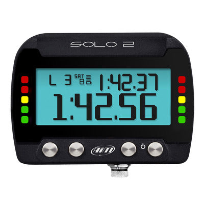 AiM Sports GPS Laptimer SOLO2 12 Volt Direct Power