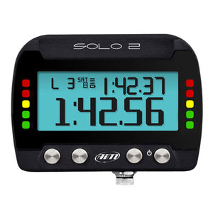 AiM Sports GPS Laptimer & D/L Solo 2 CAN/RS232