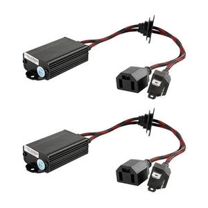 ARC Lighting LED Decoder Harness Kit H4 Pair