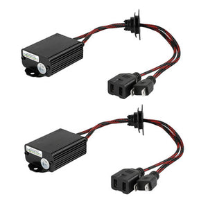 ARC Lighting LED Decoder Harness Kit H7 Pair