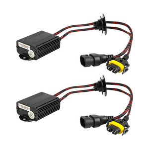ARC Lighting LED Decoder Harness Kit H11 Pair