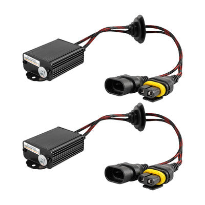 ARC Lighting LED Decoder Harness Kit 9005/9006/9012/H10 Pair