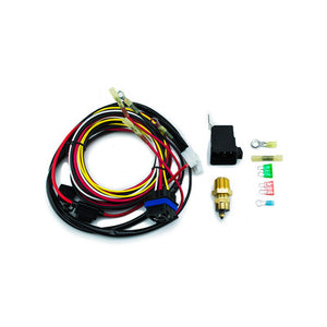 Cold Case Radiators Electric Fan Relay Wiring Kit