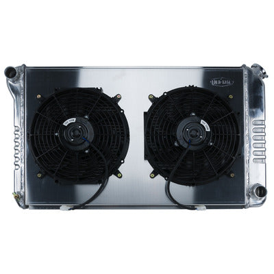 Cold Case Radiators 70-81 Firebird MT 12in Dual Fans