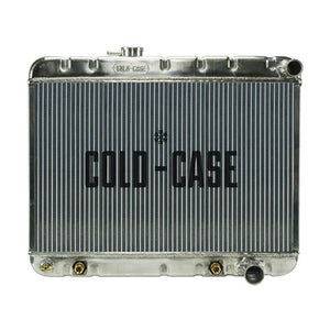 Cold Case Radiators 65 GTO w/o AC Radiator AT
