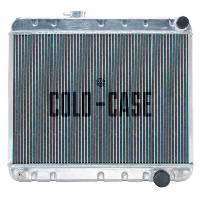 Cold Case Radiators 64-65 GTO w/AC Radiator MT