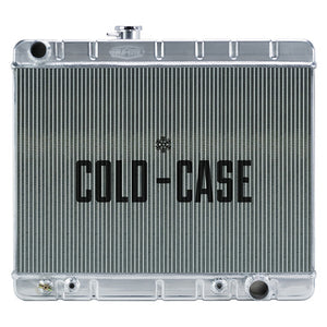 Cold Case Radiators 66-67 GTO Radiator w/o AC AT