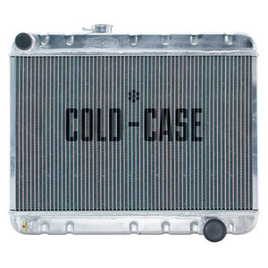 Cold Case Radiators 66-67 GTO Radiator w/o AC MT