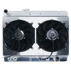 Cold Case Radiators 64-67 GTO w/AC HO/SD 1.25in Radiator AT