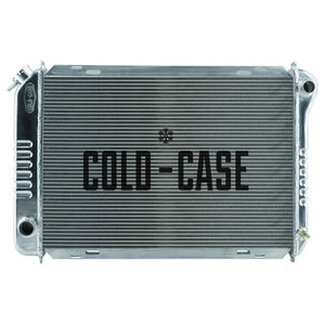 Cold Case Radiators 87-93 Mustang Radiator