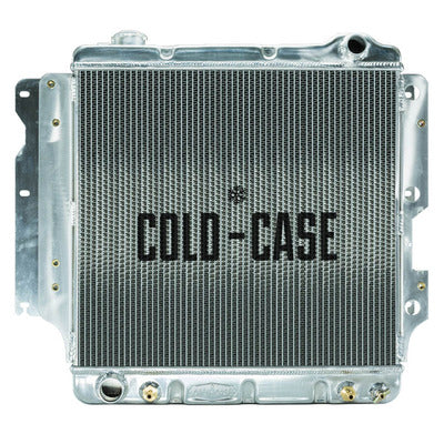 Cold Case Radiators 87-06 Jeep Wrangler Radiator