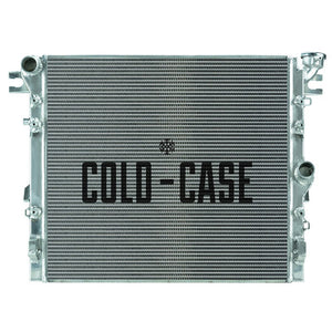 Cold Case Radiators 07-17 Jeep Wrangler JK Radiator